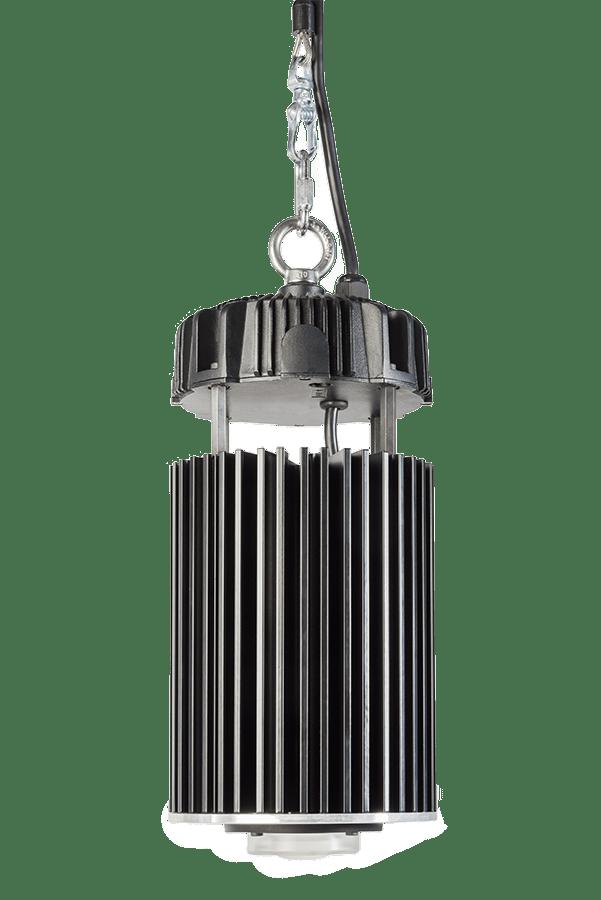 luminarias industriales led con apertura de sesenta y nueve grados