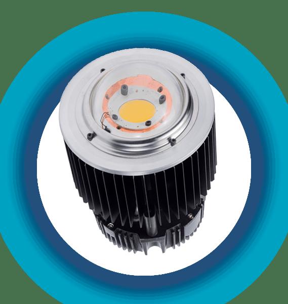 Distribuidores y fabricantes de luminarias industriales en México