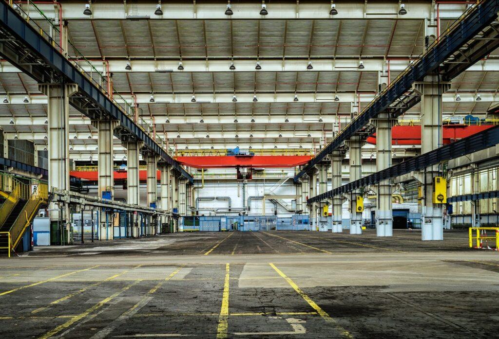 Los mejores proyectos de iluminacion industrial en Mexico