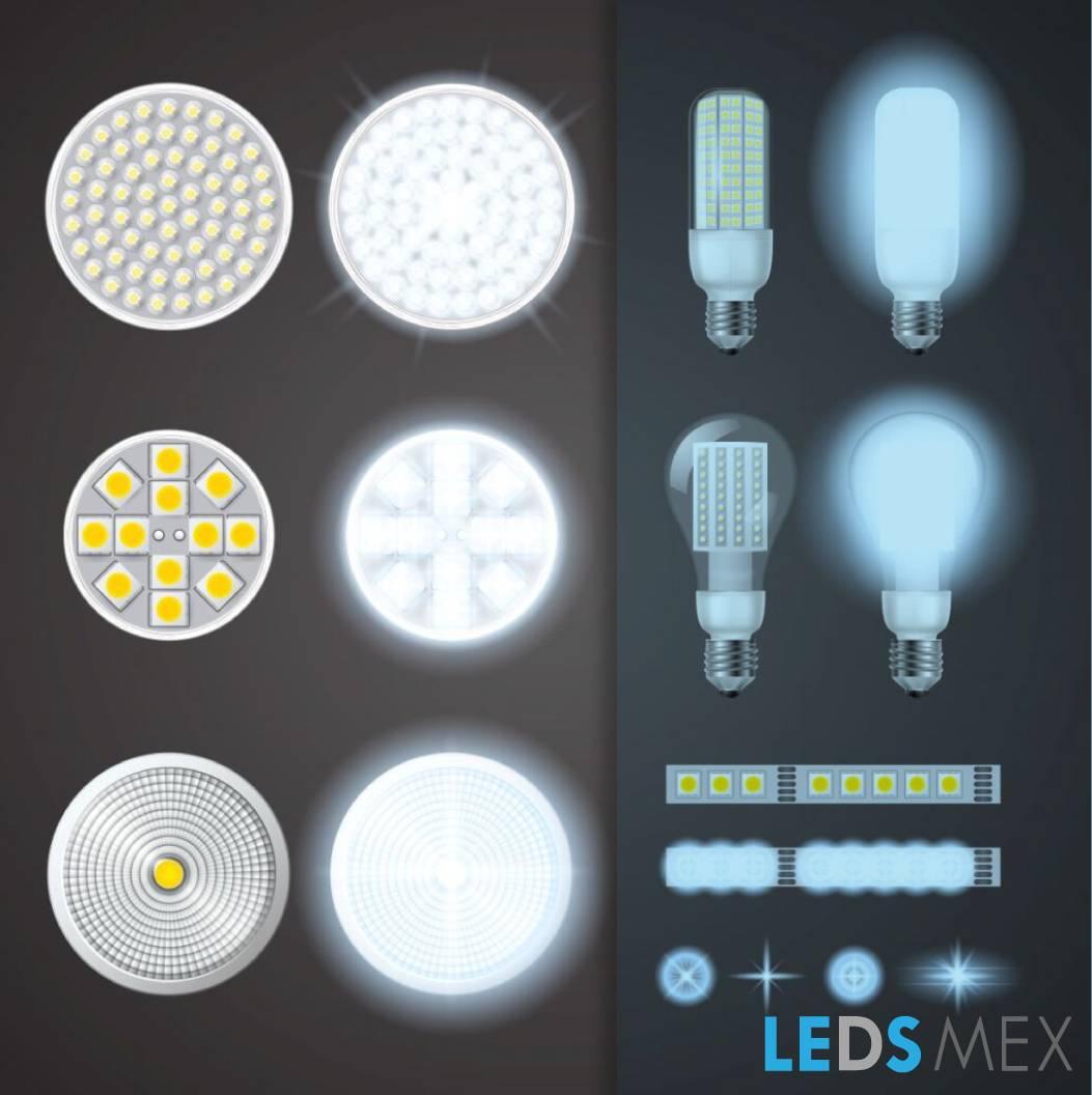 Diferencias entre la tecnología LED COB y SMD